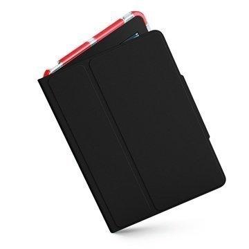 iPad mini 2 iPad mini 3 Logitech Alkuräjähdys Kotelo Magman Punainen