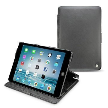 iPad mini 2 iPad mini 3 Noreve Tradition Flip Leather Case Black