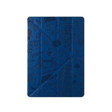 iPad mini 2 iPad mini 3 Ozaki O!Coat Travel 360° Multi-Angle Smart Case London