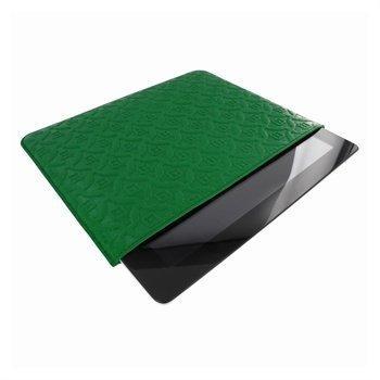 iPad mini 2 iPad mini 3 Piel Frama Pull Nahkakotelo Vihreä