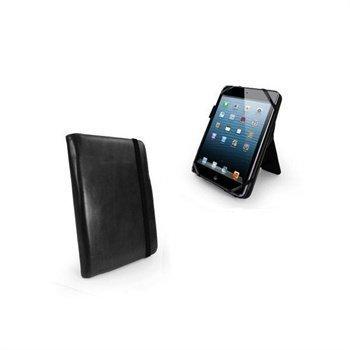 iPad mini 2 iPad mini 3 Tuff-Luv Vintage Embrace Plus Nahkakotelo Musta