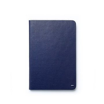iPad mini 2 iPad mini 3 Zenus Masstige Metallic Diary Case Navy
