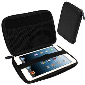 iPad mini 2 iPad mini 3 iGadgitz Eva Kuljetuskotelo Musta