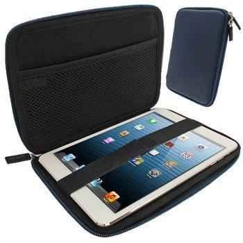 iPad mini 2 iPad mini 3 iGadgitz Eva Kuljetuskotelo Sininen