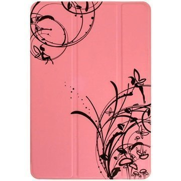iPad mini 2 iPad mini 3 iGadgitz Fairy Butterfly Case Pink / Black