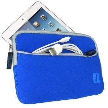 iPad mini 2 iPad mini 3 iGadgitz-Neopreenikotelo Sininen
