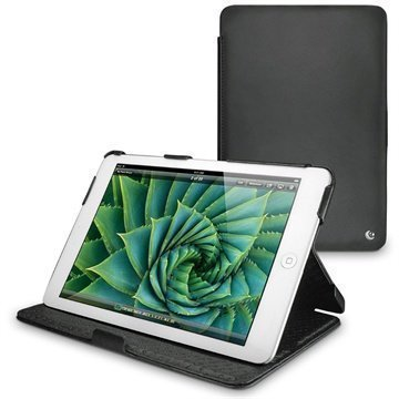 iPad mini Noreve Tradition B Leather Case Black