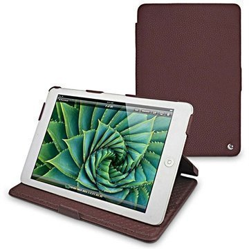 iPad mini Noreve Tradition B Leather Case Chestnut