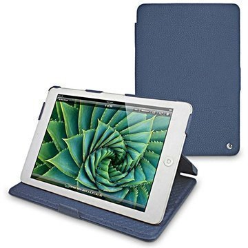 iPad mini Noreve Tradition B Leather Case Indigo