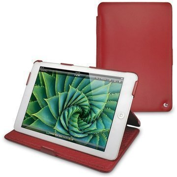 iPad mini Noreve Tradition B Leather Case Red