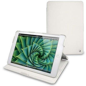 iPad mini Noreve Tradition B Leather Case White