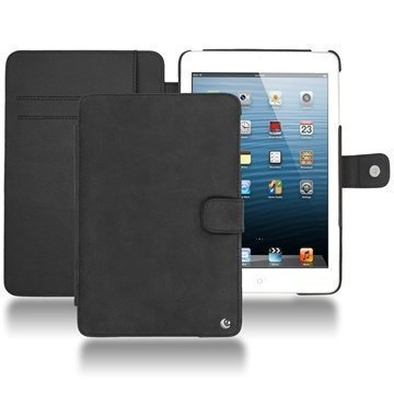 iPad mini Noreve Tradition Wallet Leather Case Dark Vintage