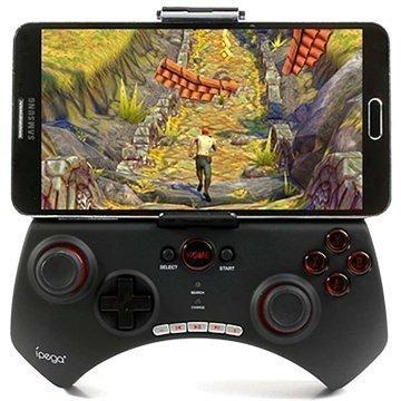 iPega PG-9025 Bluetooth V3.0 Peliohjain Musta