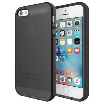 iPhone 5 / 5S / SE Incipio NGP-Suojakotelo Musta