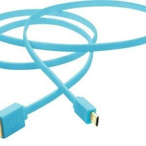 iZound Micro-USB Blue 50cm