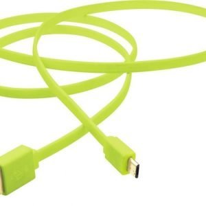 iZound Micro-USB Green 15cm