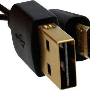 iZound Micro-USB Reversible Black 1m