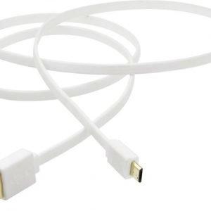 iZound Micro-USB White 15cm