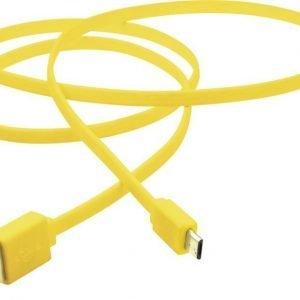 iZound Micro-USB Yellow 1m